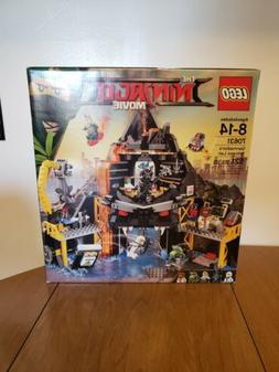 LEGO Ninjago Garmadon's Volcano Lair 70631 Damaged Box