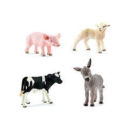 Schleich North America Little Animals On The Farm Set