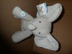 NWT Baby GUND Baby Animated - Flappy The Elephant - Plush To