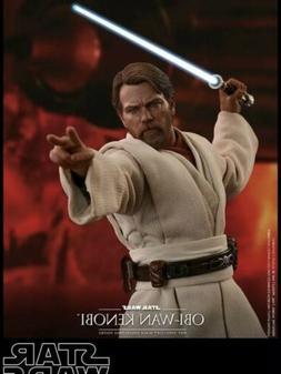 Hot Toys Obi Wan Kenobi Revenge of the Sith 1/6 Scale Figure