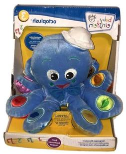 Baby Einstein OCTOPLUSH Octopus Musical 3 Language Discovery