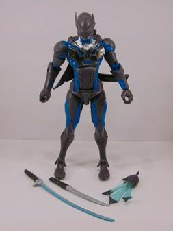 Overwatch CARBON FIBER GENJI Ultimates Loose Figure Hasbro G