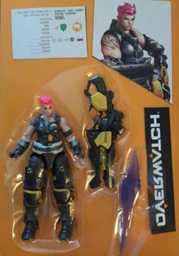 Hasbro Overwatch Ultimates Action Figure CARBON ZARYA ONLY,