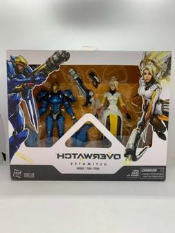 Overwatch Ultimates Series Pharah & Mercy Collectible Action