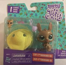 Littlest Pet Shop Pet Pair