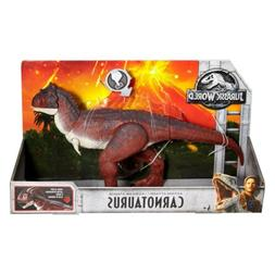 Jurassic World/Park Action Attack Carnotaurus Figure
