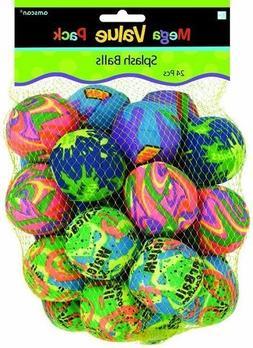 Party Favors - 24 Splash Balls