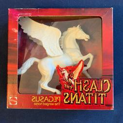 PEGASUS CLASH OF THE TITANS VINTAGE MATTEL 1980 NEW IN BOX W