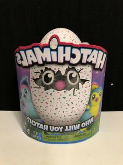 Hatchimals Penguala Pink and Teal Egg