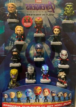 Pick Ur Favorite McDonald's 2019 Marvel Avengers Endgame Hap