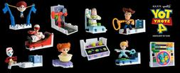 Pick Ur Favorite McDonald's 2019 Toy Story 4 Happy Meal Toys