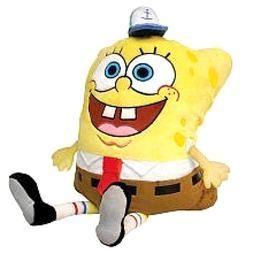 Pillow Pets 11 Pee Wees - SpongeBob SquarePants