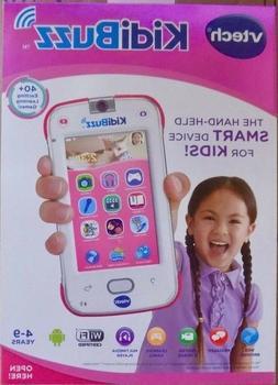 VTech Pink KidiBuzz Hand Held Smart Device Kidi Buzz Kids Gi