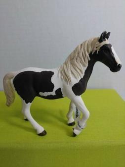 Schleich North America Pinto Mare Toy Figure 13830