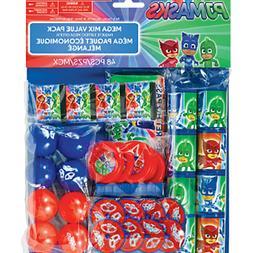PJ Masks Mega Value Favors Pack~Kids Birthday Party Supplies