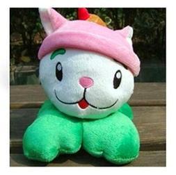 PLANTS vs. ZOMBIES Children Cattail Plush Soft Toy Kids Gift