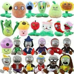 Plants VS Zombies Plush Toys Child Gift PVZ Stuffed Soft Dol