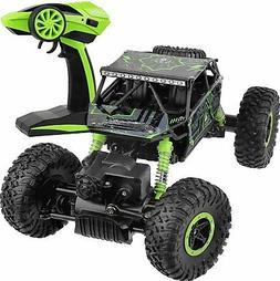 Play Remote Control Car 4WD Off Road Rock Crawler Vehicle 2.