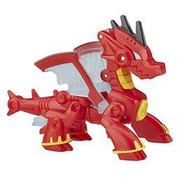 Playskool Heroes Transformers Rescue Bots Drake the Dragon-B