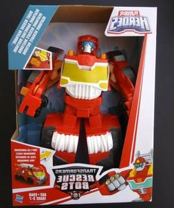 Transformers Playskool Heroes Rescue Bots Night Rescue Heatw