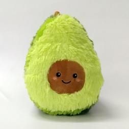 "Plush Avocado Stuffed Toy 8"""