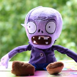 plush purple zombies toys soft doll pillows
