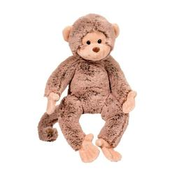 "Douglas Plush Quentin 11"" long Monkey Stuffed Animal toy bro"