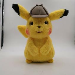 Pokemon Detective Pikachu Soft Animal Plush Toys