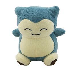 Pokemon Stuffed Snorlax Figure Toy | Plush Animal Toys Gift