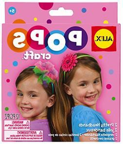 ALEX Toys POPS Craft 2 Pretty Headbands
