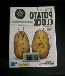 4M Potato Clock Brand New Factory Sealed
