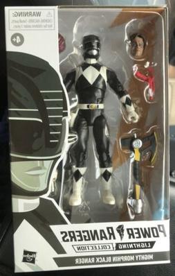 Hasbro Power Rangers Lightning Collection Mighty Morphin Bla