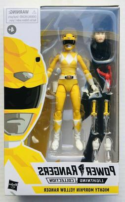 Power Rangers Lightning Collection Mighty Morphin Yellow Ran