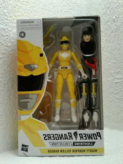 Hasbro Power Rangers Lightning Collection Mighty Morphin Yel