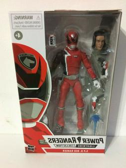 Hasbro Power Rangers Lightning Wave 4 Collection - SPD Red R