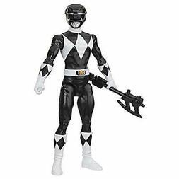 Power Rangers PRG 12IN MMPR Black Ranger