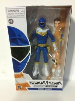 "Power Rangers Zeo Blue Ranger Lightning Collection 6"" Action"