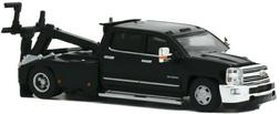PREORDER Greenlight Dually Drivers 4 2018 Chevrolet Silverad