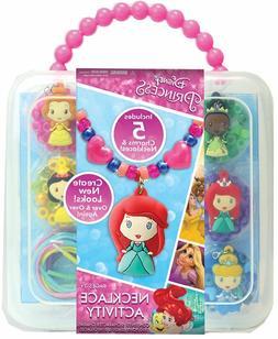 Disney Princess Necklace Activity Set Necklace Set