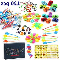 Amy&Benton 120PCS Prize Box Toys for Classroom Pinata Filler