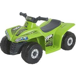 1acf8b405fd3c Editorial Pick Surge Quad Boys  6-Volt Battery-Powered Ride-On Toy Green Ou
