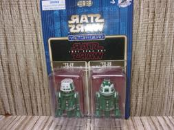 R4-X2 Y5-X2 Astromech Disney Parks 2017 Star Wars Droid Fact