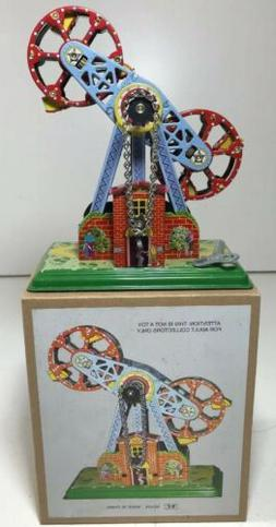 RARE Adult Collector's Schylling MS 434 Dual Ferris Wheel Wi