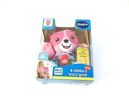 Rare vTech Baby Learning Toy. Cuddle & Sing Cora. Baby Learn