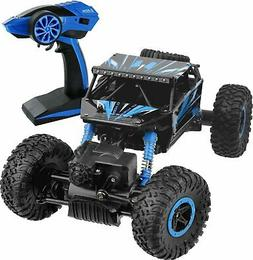 Rc Buggy Monster Truck Remote Control Off-Road 4X4 Crawler O