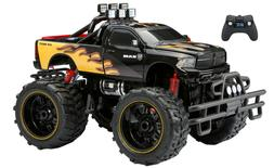 RC Car Truck Big Wheels Remote Control 1:10 Scale Kids Play