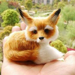 realistic stuffed animal soft plush kids toy