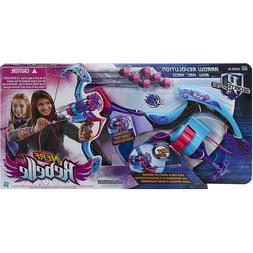 Nerf Rebelle Secrets and Spies Arrow Revolution Bow Youth Ar