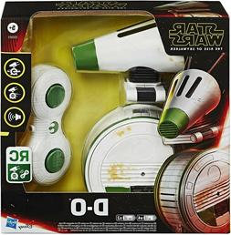 Star Wars Remote Control D-O Rolling Electronic Droid Toy