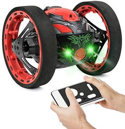 Click N' Play Jumping Remote Control Bounce 2.4 Ghz, Stunt C